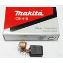 Щетки графитовые для перфоратора Макита 2450  СВ-419 (191962-4)